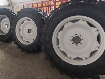Disky na traktory